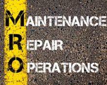 Maintenance Repair & Operation