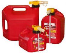 Gas Cans & Spouts